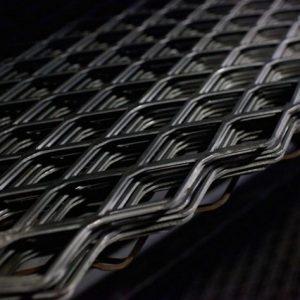 توری مشبک فلزی
