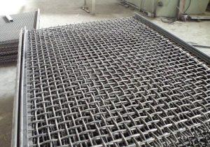 انواع توری فولادی